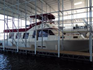 Used Bluewater 53 Convertible Fishing Boat For Sale