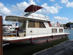 Used Gibson Standard 41 House Boat For Sale
