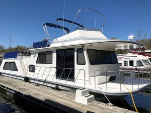 Used Houseboat Wavelength House Boat For Sale