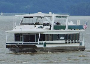 Used Stardust Cruisers 80 X 18 Houseboat House Boat For Sale