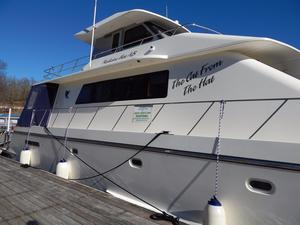 Used Wendon 65 Catamaran Power Catamaran Boat For Sale