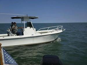 Used Dusky 23 Center Console Center Console Fishing Boat For Sale