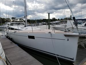 Used Beneteau Sense 57 Cruiser Sailboat For Sale