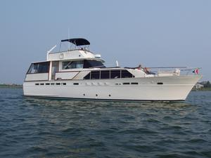Used Chris-Craft Constellation Aft Cabin Boat For Sale