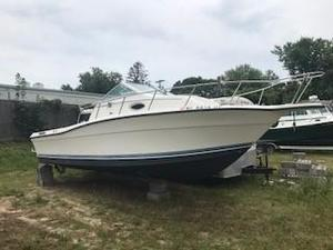 Used Sport-Craft 232 Fishmaster Saltwater Fishing Boat For Sale