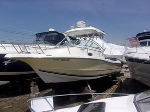 Used Triton 2690 Sports Fishing Boat For Sale