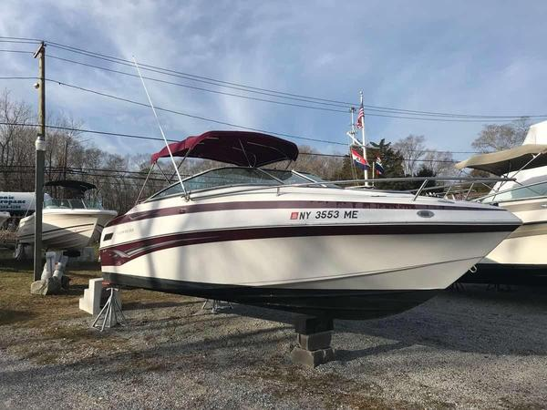 Used Crownline 220 CCR Freshwater Fishing Boat For Sale