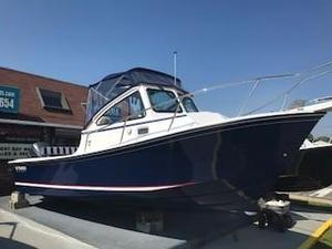 New Steiger Craft 255 Block Island Saltwater Fishing Boat For Sale