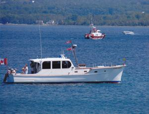 Used Hodgdon Brothers Hardtop Cruiser Boat For Sale