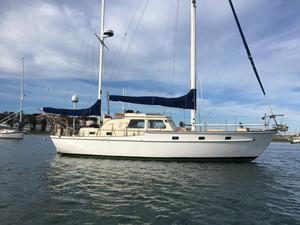 Used Sparkman & Stephens PH Motorsailer Ketch Sailboat For Sale