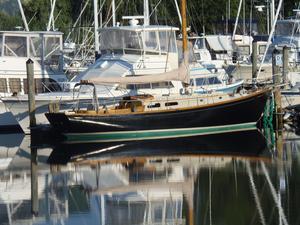 Used Winthrop Warner Custom Cutter Sailboat For Sale