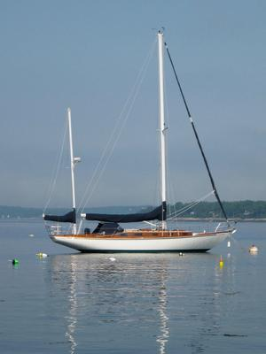 Used Alden Caravelle Yawl Sailboat For Sale