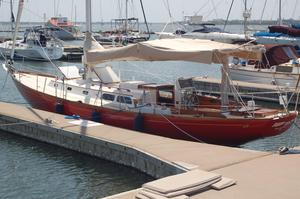 Used Hinckley H-41 Competition Sloop Sailboat For Sale