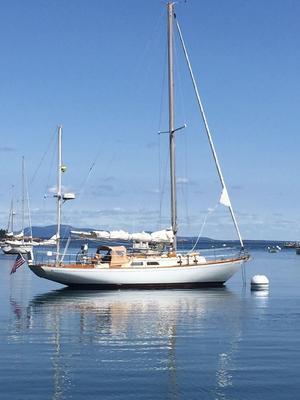 Used Hinckley Pilot 35 Yawl (hull#116) Yawl Sailboat For Sale