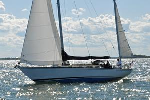 Used Bristol Yawl With Full Keel Yawl Sailboat For Sale