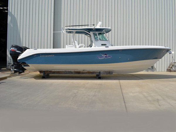 Used Everglades Center Console Sportfish Center Console Fishing Boat For Sale