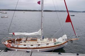 Used Union Polaris 36 Cutter Sailboat For Sale