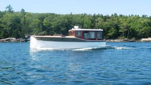 Used Scout 30 Hardtop Cruiser- Complete Custom Rebuild Downeast Fishing Boat For Sale