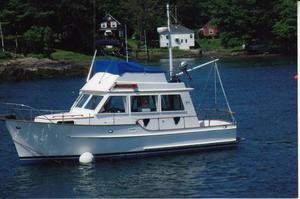 Used Island Gypsy Sedan Trawler (hull #58) Trawler Boat For Sale
