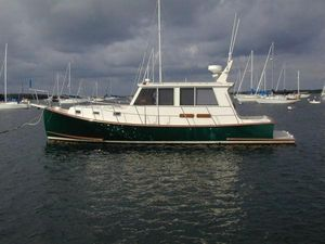 Used Northern Bay Hardtop Cruiser Downeast Fishing Boat For Sale