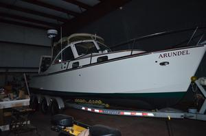 Used Landing School Arundel Express Picnic Cruiser Downeast Fishing Boat For Sale