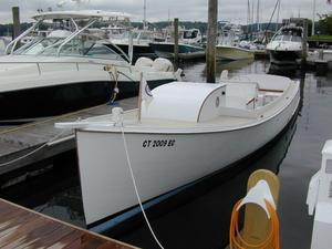 Used Schellens Launch With Cuddy Cabin Antique and Classic Boat For Sale