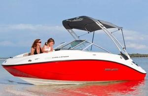 Used Sea-Doo Sport Boats 180 Challenger Bowrider Boat For Sale
