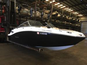 Used Sea-Doo Sport Boats 210 Challenger SE High Performance Boat For Sale
