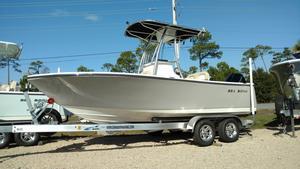 New Sea Born LX21 Center Console Fishing Boat For Sale