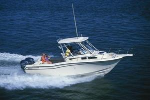 Used Grady-White Journey 258 Center Console Fishing Boat For Sale