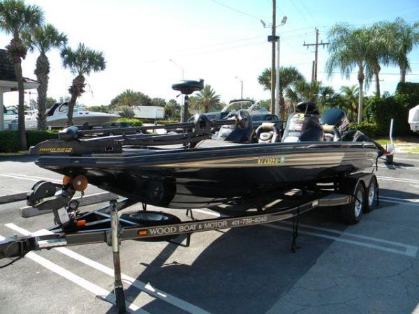 2006 Used Champion 210 Freshwater Fishing Boat For Sale
