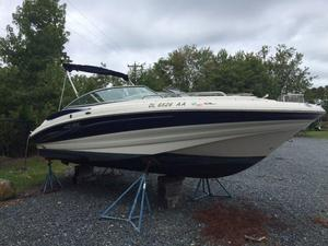 Used Azure Az220 Bowrider Boat For Sale