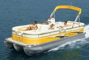 Used Bennington 2275rli Pontoon Boat For Sale
