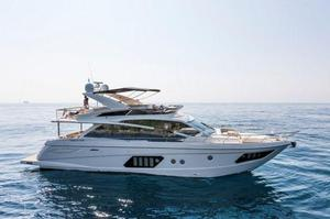 New Absolute 72 Fly Flybridge Boat For Sale