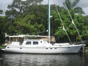 Used Wellington Pilothouse Sailboat For Sale