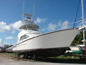 Used Striker 65' LOA Sport Fish Sports Fishing Boat For Sale
