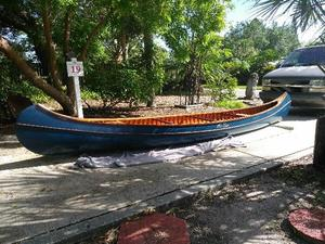 Used Old Town Molitor Canoe Tender Boat For Sale