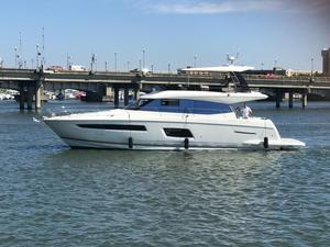 New Prestige 560 Motor Yacht For Sale