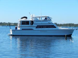 Used Novatec Islander CPMY Motor Yacht For Sale