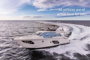 Used Absolute 52 Fly Flybridge Boat For Sale