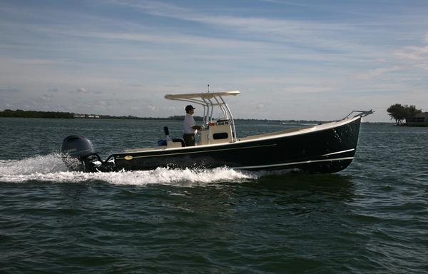 Used Seaway CC Sport Hardtop Commercial Boat For Sale
