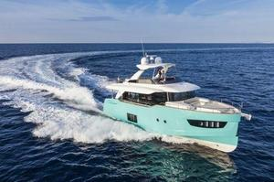 New Absolute 58 Navetta Flybridge Boat For Sale