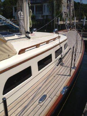 Used Ict Yachts Lapis 42 Daysailer Sailboat For Sale
