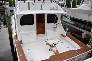 Used Cape Fear Custom Carolina Sportfish Convertible Fishing Boat For Sale