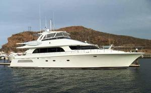 Used Cheoy Lee Bravo 81 Motor Yacht For Sale