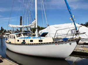 Used Cascade Sloop Sailboat For Sale