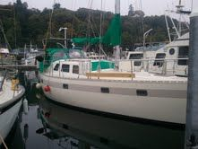 Used Cooper 416 Electric Pilothouse Sailboat For Sale