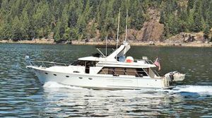 Used Ocean Alexander 520 Raised Pilothouse Motor Yacht For Sale
