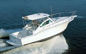 Used Luhrs 30 Hard Top Saltwater Fishing Boat For Sale
