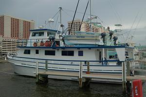 Used Gerald Skinner 60 Custom Commercial Boat For Sale